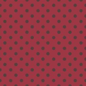 NB - Strawberry Dots