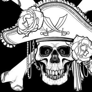 Piratical Skull
