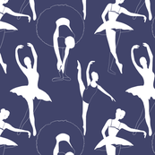 the ballet exercise (gray)
