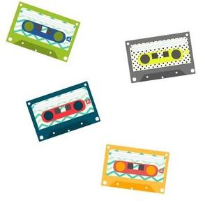 Tossed Cassettes
