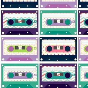 Girly Cassette Tapes