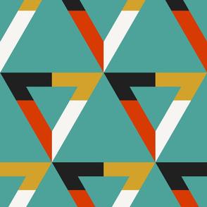 Bauhaus Implied Movement