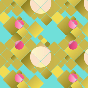 70s_abstract_colour_block_metal_plates