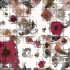 Rose Garden Color Block