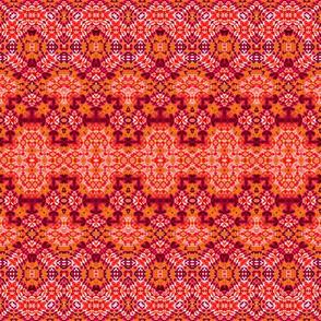 Red Aztec Sunset