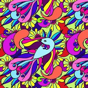 Paisley Bird
