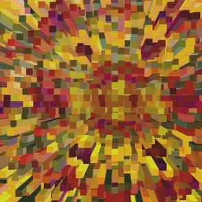 Autumn Color Blocks