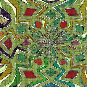 Color Blocking Jewels
