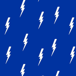 bolts on blue - C19BS