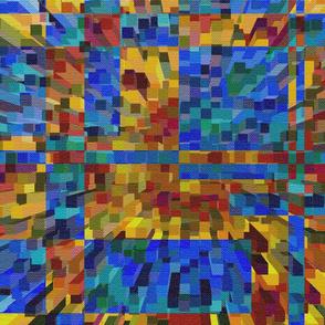 Fall Color Blocks
