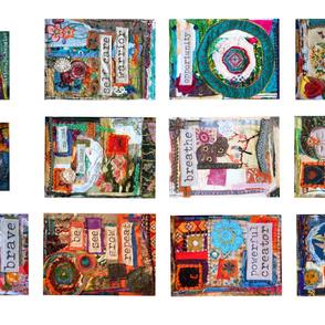 Prayer Panels Fibre Art Collection