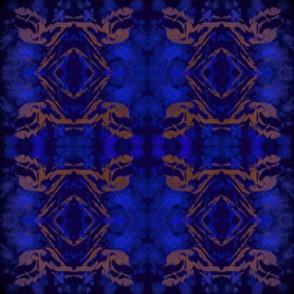 Gala blue