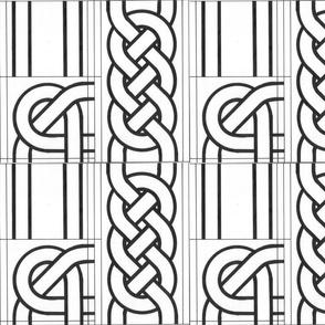 Celtic Knot Border Pieces