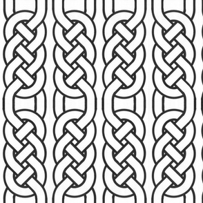 Running Infinity Knot