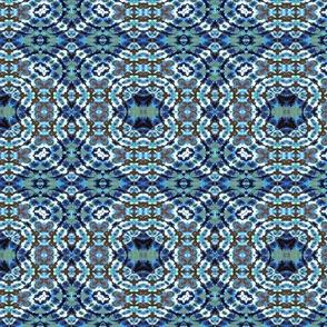 Slate Blue & Gray Diamond Blox