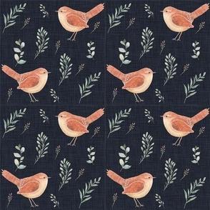 bird pattern medium