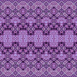 Purple Aztec Sunset