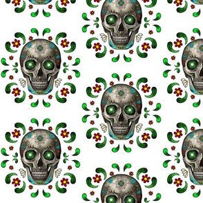 Day of the dead medium