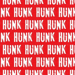 Hunk - Red - LAD19BS