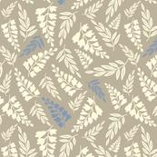 beige leaves w blue 4-01