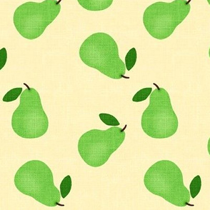 Pear Pretty / Green
