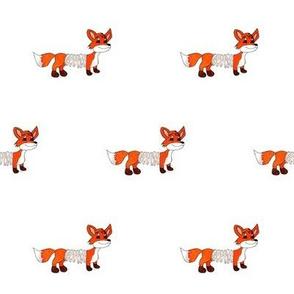 Slinky Fox