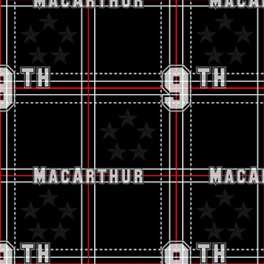 Mac9 Plaid