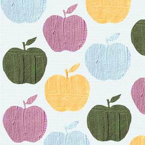 Autumn Painted Apples