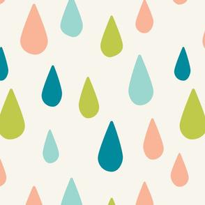 cute rain