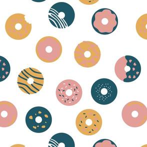 donuts retro