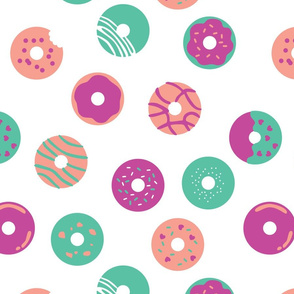donuts bright