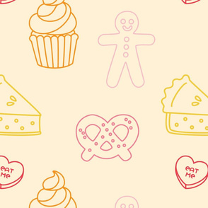 baking sweets