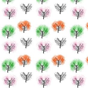Tree of Life - Seasons...  Medium