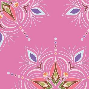 Stardala on Pink