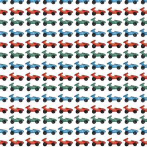 smaller cars pattern