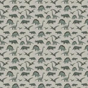 Dinos - Tiny Scale