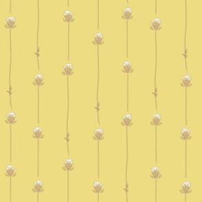 Flower Buds Flax