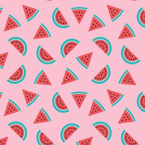Watermelon Fruit Pattern