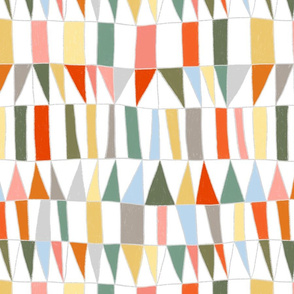 Triangles and Rectangles - Large