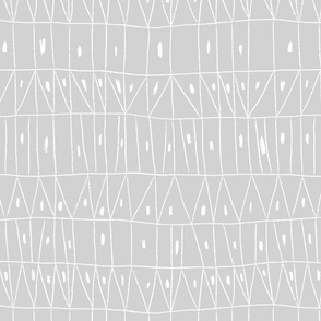 Grid With Marks - Large