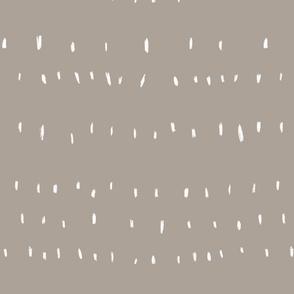 Marks - Gray - Large