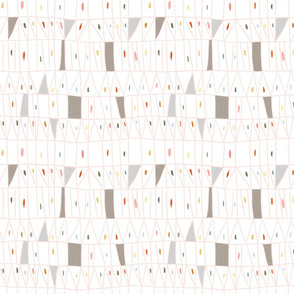 Grid With Marks and Fills - Small