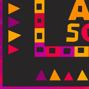 Be Awesome (always) Cheater Quilt
