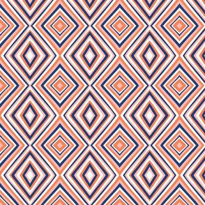 Rhombus shapes