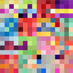 Color Block Squares Revisited