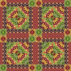 Organic Hippie Quilt