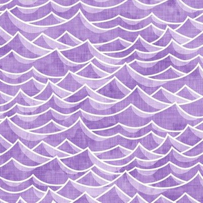 waves - purple - LAD19