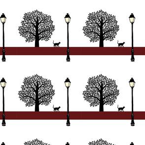 Cat Wall Walk