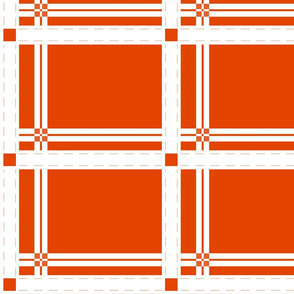 red-orange plaid w_white-sm