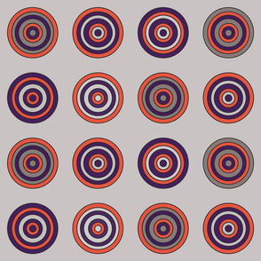 18 X 18 Orange _ purple pinwheels offset final
